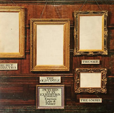 EMERSON, LAKE & PALMER -  Pictures At An Exhibition (LP) (G-VG/VG-)