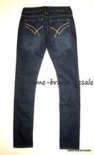 WILLIAM RAST NEW Jerri Ultra SKINNY Jeans WOMENS 25 x 33 Dark Wash Designer Slim