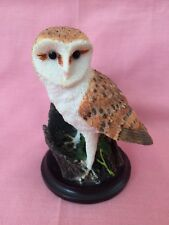 The Country Bird Collection The Barn Owl By Andy Pearce 2002 Collectible
