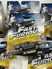 Dodge Ice Charger F8 Fast and Furious Model Car Mattel 1:55 23/32 Die Cast