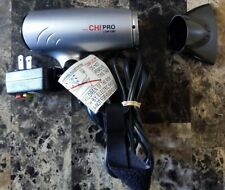 CHI Mini Pro Ceramic Travel Hair Dryer GF1500TD