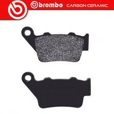 Pastiglie Freno Brembo Carbon Ceramic Posteriori YAMAHA XT 660 Z TENERE  2008 >
