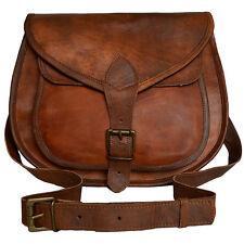 Women's Hot Selling Genuine Leather Vintage Shoulder Sling Crossbody Bag Purse