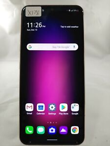 LG V60 ThinQ V600 5G 128GB AT&T GSM Unlocked Smart Cellphone Blue X178