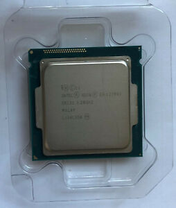 Intel Xeon Processor E3-1270v3 LGA 1150 3.5GHz 4C/8T 80W Haswell CPU / C354