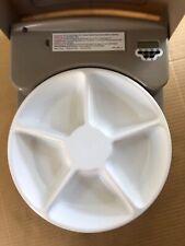 PetSafe Eatwell 5 Meal Timed Automatic Pet Feeder PFD11-13707 - EUC