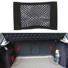 40*25CM Car Auto Back Rear Trunk Seat Elastic Net Mesh Organizer Storage Pocket