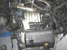 AUDI A4 A6 ENGINE COMPLETE 2.4 PETROL  AGA 2002 MODEL FREE P&P