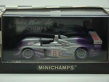 MINICHAMPS - AUDI R8 - 24HRS DU MANS 2004 - McNISH/BIELA/KAFFER - 1/43 -
