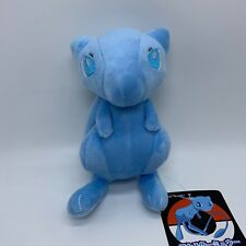 Pokemon Shiny Blue Mew #151 Plush Soft Toy Teddy Doll Stuffed Animal 7.5""