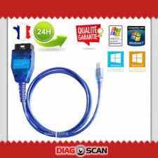 KKL USB COM POUR Vehicules VAG COMPATIBLE AVEC MULTIECUSCAN & VCDS LITE