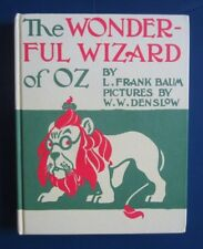 THE WONDERFUL WIZARD OF OZ by L. Frank Baum, 1987 Facsimile of First Edition HC