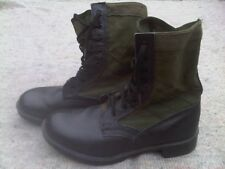 BRITISH ARMY TROPICAL JUNGLE BOOTS SIZE 9