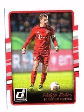 Philipp Lahm 2016-17 Panini Donruss Soccer, Bayern Munich, Card # 38