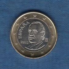 Espagne - 2011 - 1  euro - Pièce neuve de rouleau -