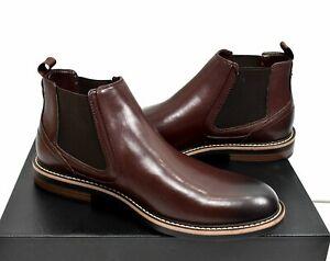 Kenneth Cole Men's Leather Chelsea Boots/Shoes - KMF0078LE