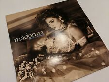 Madonna LIKE A VIRGIN Sire Records 1984