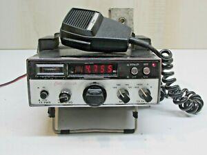 Vintage Clegg FM 28 XCVR 144-148 MHZ CB Radio Made In Japan RARE