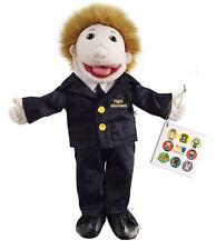 Flat Friends Flight Attendant Boy Hand Puppet