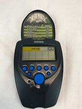 Radica Flip Top Draw Poker Electronic Hand Held LCD Travel Video Game 1999