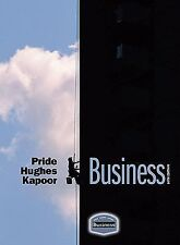 Business by Hughes, Pride & Kapoor (10th EDITION, HARDCOVER, GREAT)