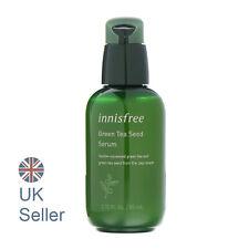 Innisfree Green Tea Seed Serum Skin Care 80ml, Genuine from Korea, UK Seller