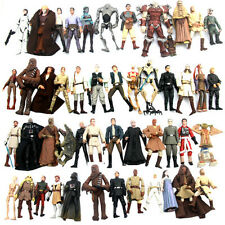 Random 10PCS/SET STAR WARS 3.75'' Clone Trooper droid yoda HASBRO Action Figure