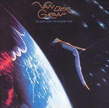 The Quiet Zone/The Pleasure Dome [Bonus Tracks] by Van der Graaf Generator (CD,