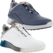 ECCO Mens S-Three BOA GORE-TEX Waterproof Hybrid Golf Shoes