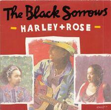 "THE BLACK SORROWS Harley + Rose | 7"" Vinyl Single from 1990"