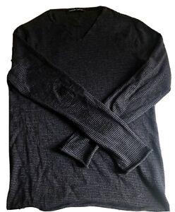 Weicher Merino Pullover Von Hannes Roether Gr. M - Gut Erhalten