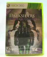 Darksiders II -- Limited Edition (Microsoft Xbox 360, 2012) New sealed !