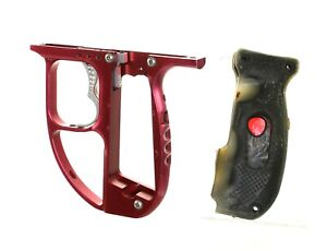 WDP ANGEL IR3 TRIGGER FRAME - GLOSS RED + GRIPS