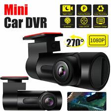 Auto Kamera Dashcam 1080P FHD WiFi GPS G-Sensor DVR Nachtsicht Video Recorder