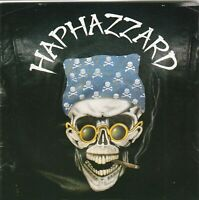 HAPHAZZARD CD 1994 RARE Private 90's Hard Rock Heavy Hair Speed Metal Sleaze