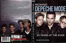 Rewind Depeche Mode : 30 Years at the Edge - Deluxe 2 DVD