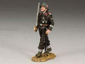 King & Country - Waffen SS Officer w/ Sword WS162 World War II WWII