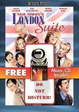 London Suite (DVD, 2007, Bonus Music CD) - New