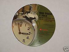 "3 TOLO big tock 12"" RECORD HOUSE DJ TRANCE INSTRUMENTAL TOOLS"