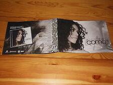 COMO - MUSIC DIARY / 8 SEITIGES PROMO-HEFT DINA-4 2013