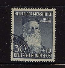 Germany  B330  used catalog $72.50 nice stamp
