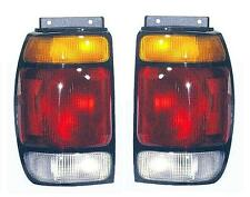 Fits 95 96 97 Ford Explorer Taillamp Taillight Pair Set Both NEW 97 Mountaineer