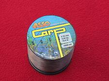 asso fil pour carp 1000 m en 0.35mm