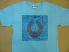 THE MISSION SUM AND SUBSTANCET SHIRT (S-XL)