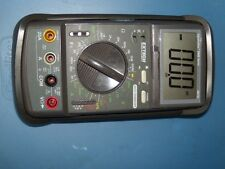 """Extech 380762 DMM 10-Function Digital Multimeter """" Working & Calibrated""""."""