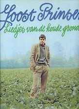 JOOST PRINSEN liedjes van de koude grond EX LP HOLLAND 1977