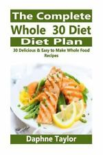 Whole 30 Diet, Whole 30 Cookbook, Diets, Weight Loss, Recipes, 30 Day Food...