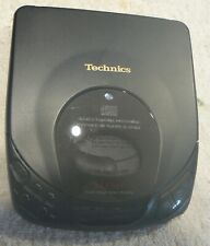 More details for technics sl-xp350eb-k portable cd player, used ,working, vgc, no box.