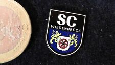 Fussball DFL DFB original Lizenzlogo Regionalliga Pin Badge SC Wiedenbrück