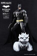 Play Imaginative Dark Knight Super Alloy(Metal) Batman by Jim Lee 1/6 Figure